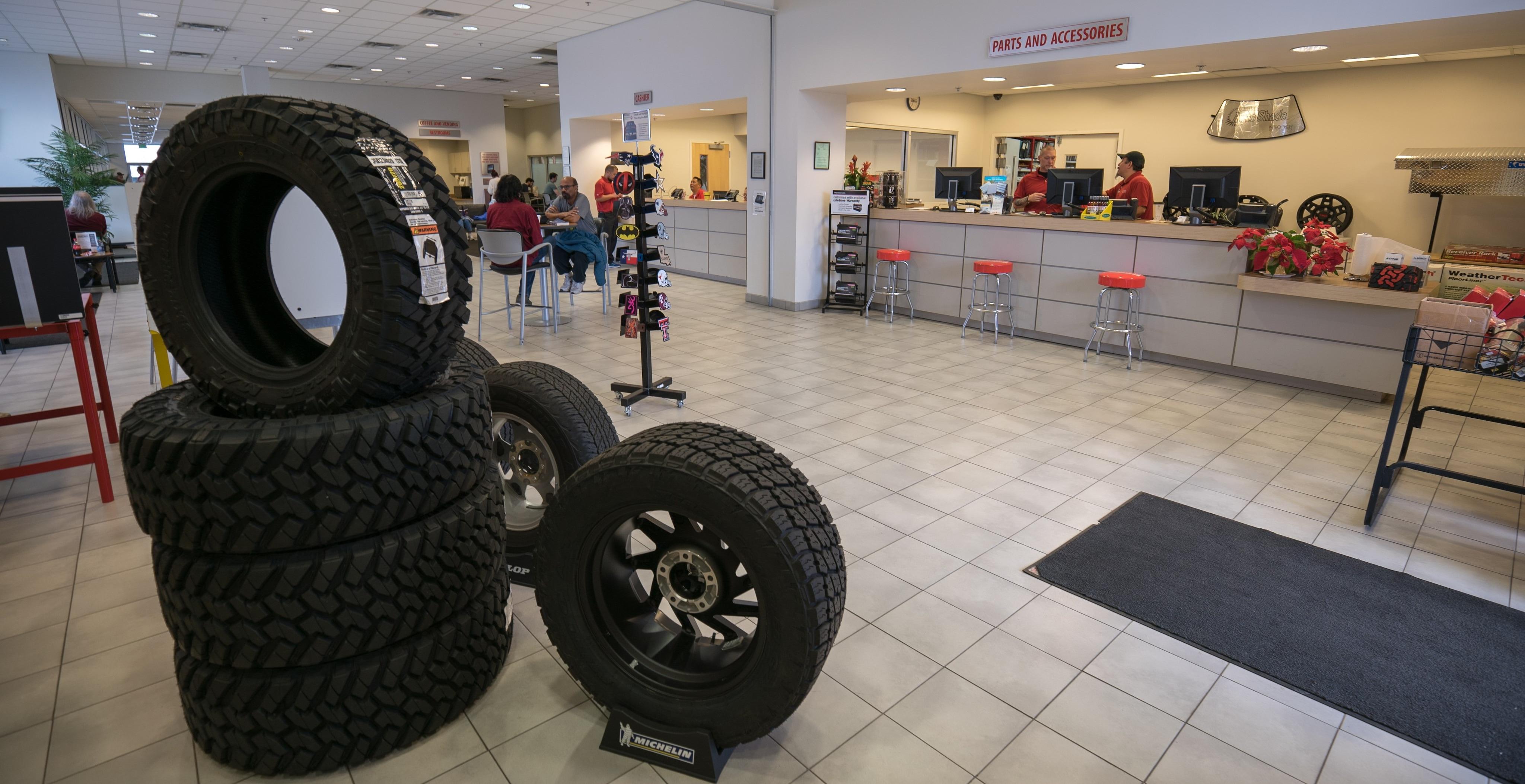 Genuine Toyota OEM Parts In Austin