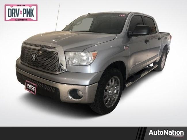 2012 Toyota Tundra 5.7L V8 CrewMax 4x2 Truck Crew Max