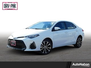 New 2019 Toyota Corolla SE Sedan