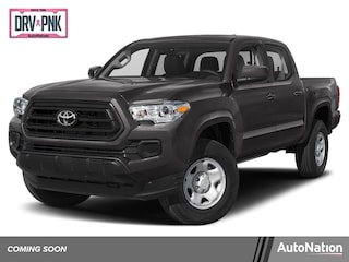 New 2021 Toyota Tacoma SR5 Truck Double Cab for sale in Davie FL