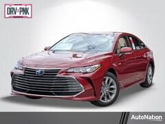 2020 Toyota Avalon Hybrid XLE Sedan