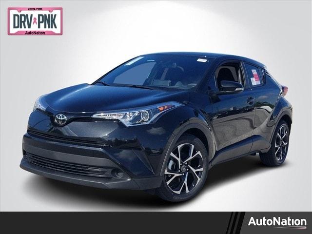 2018 Toyota C Hr Xle