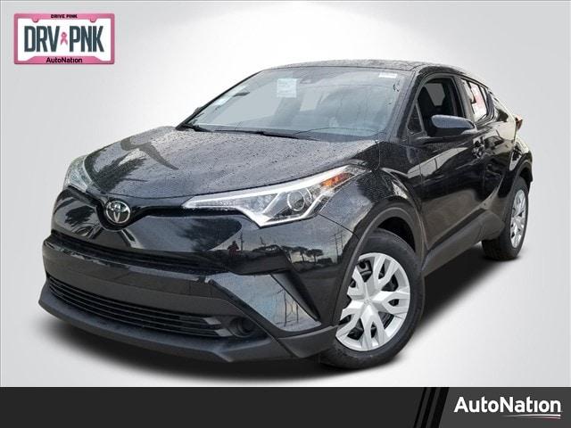 2019 Toyota C Hr Xle Suv Front Wheel Drive
