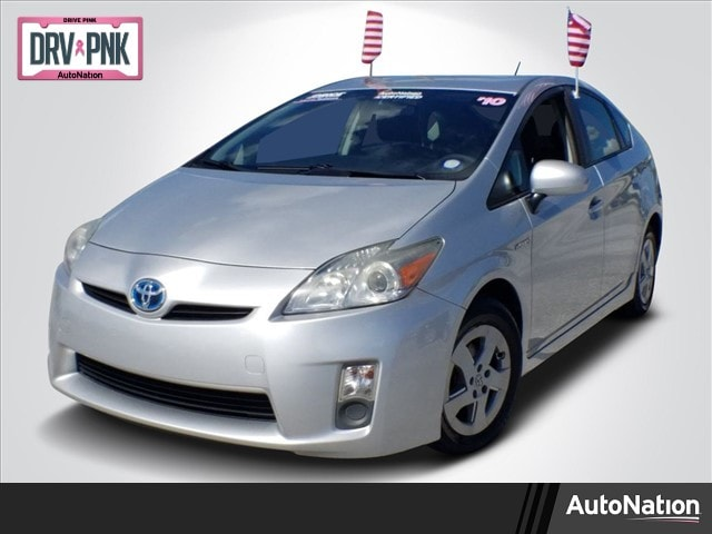 2010 Prius For Sale >> Used 2010 Toyota Prius For Sale At Autonation Toyota Weston Vin Jtdkn3du3a0079402