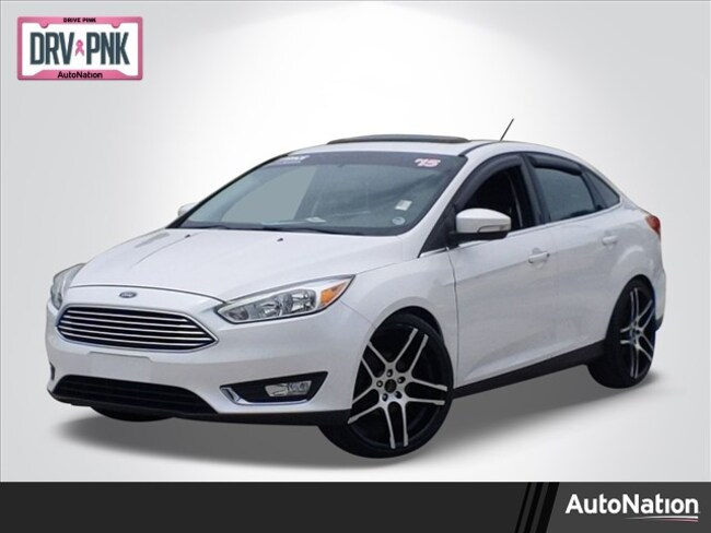 2015 Ford Focus Titanium Sedan
