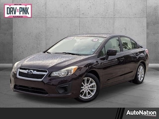 Used 2013 Subaru Impreza 2.0i Premium Sedan for sale