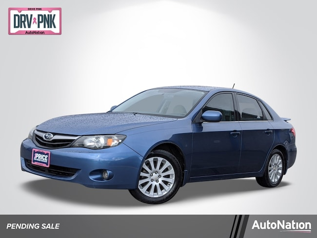 Used 2010 Subaru Impreza 2.5i Premium w/Special Edition Pkg Sedan in Spokane Valley, WA