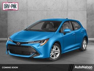 2021 Toyota Corolla Hatchback SE 4dr Car