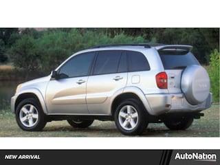2005 Toyota RAV4 Base SUV