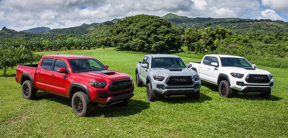 2017 Toyota Tacoma For Sale Autonation Toyota Mall Of