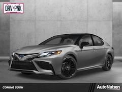 2022 Toyota Camry Hybrid XSE Sedan