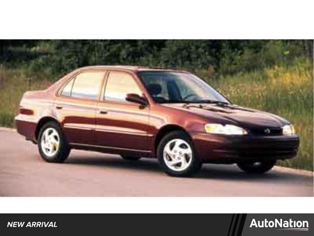 2000 Toyota Corolla VE Sedan