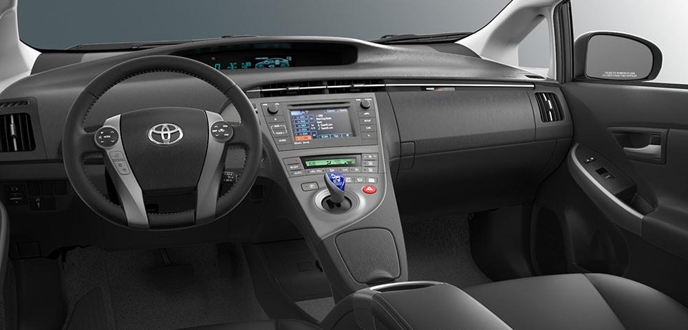 Used 2015 Toyota Prius Interior ...