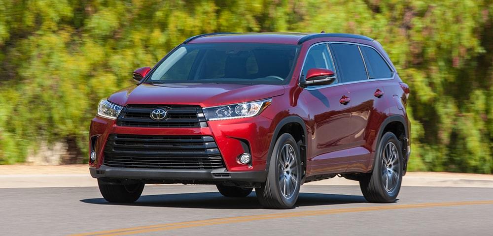 2017 Toyota Highlander For Sale In Las Vegas