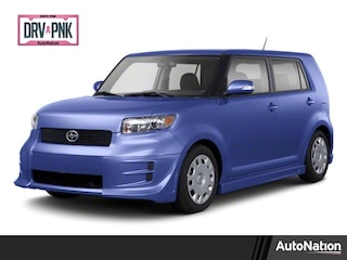 2012 Scion xB Base Wagon