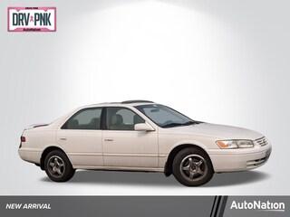 1998 Toyota Camry XLE V6 Sedan