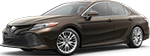 Brownstone 2018 Toyota Camry XLE