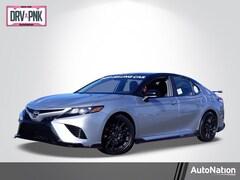 2020 Toyota Camry TRD Sedan