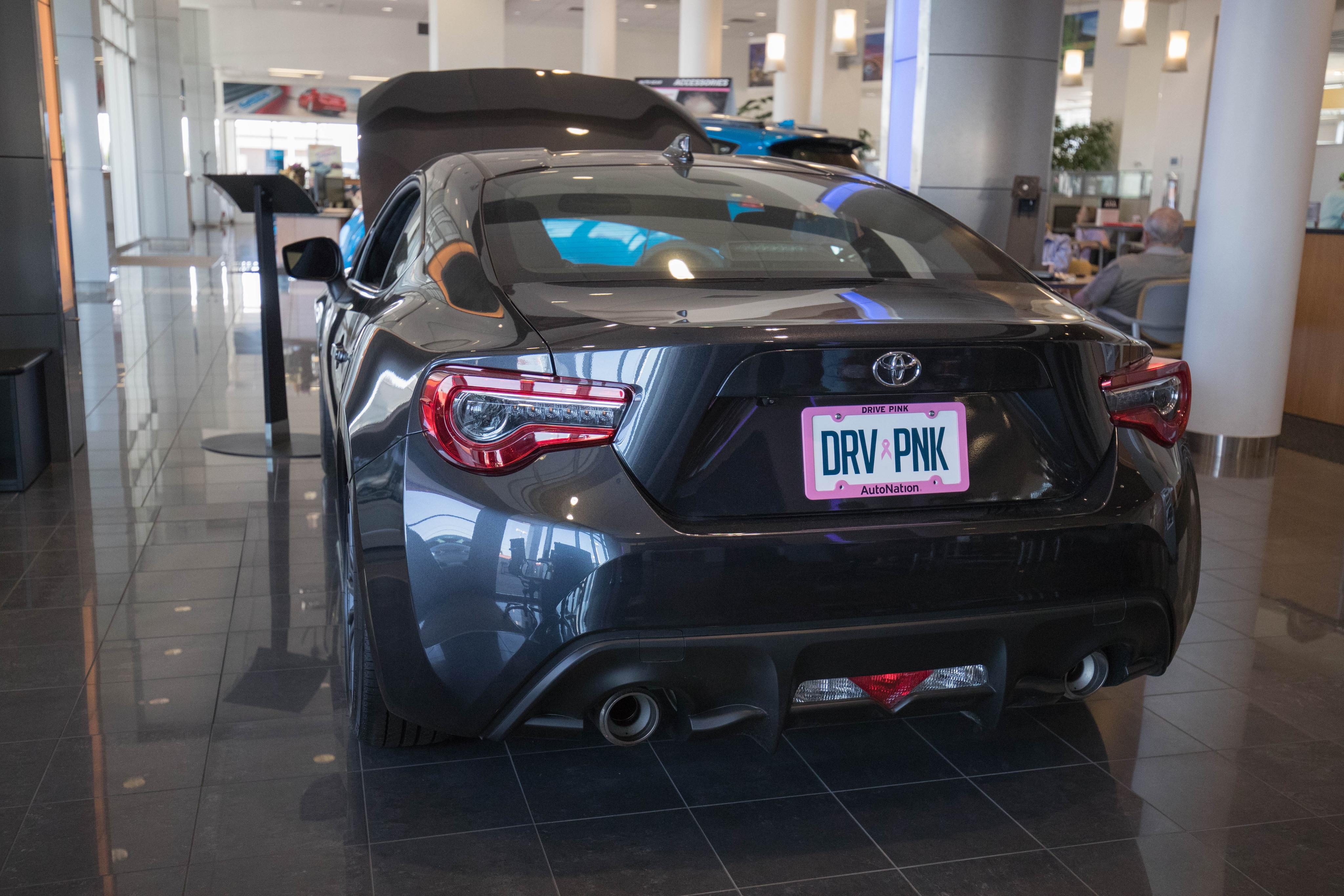 Spokane Valley Toyota Dealer