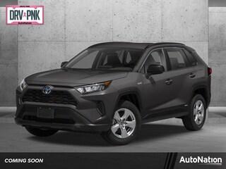 New 2021 Toyota RAV4 Hybrid LE SUV for sale in Spokane Valley
