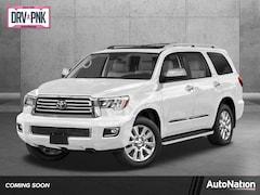 2022 Toyota Sequoia Platinum SUV