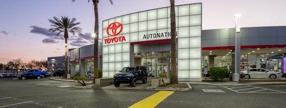 Toyota Dealership Near Me Tempe Az Autonation Toyota Tempe