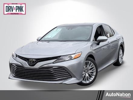 2020 Toyota Camry XLE V6 Sedan