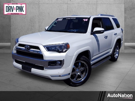 2014 Toyota 4Runner 4WD Limited SUV