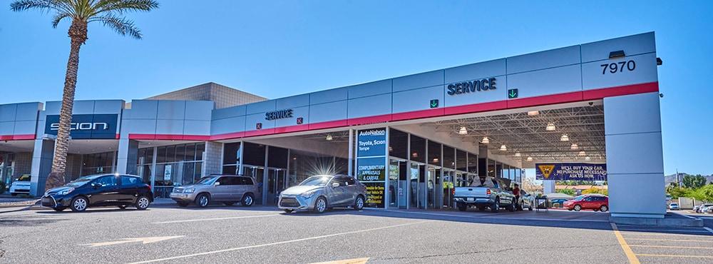 Brake Repair Near Me >> Tempe Toyota Service | AutoNation Toyota Tempe | Toyota Service Near Phoenix