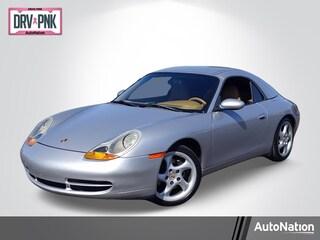 Used 1999 Porsche 911 Carrera Convertible for sale