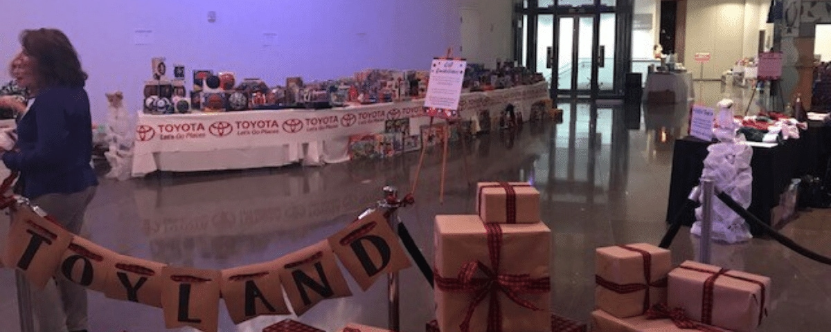 AutoNation Toyota Tempe Voices for CASA Children community event
