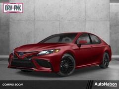 2021 Toyota Camry Hybrid XLE Sedan
