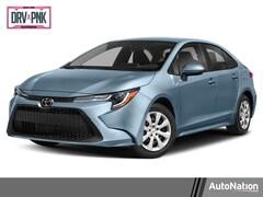 2021 Toyota Corolla LE Sedan