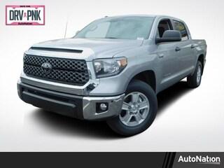 New 2019 Toyota Tundra SR5 5.7L V8 Truck CrewMax