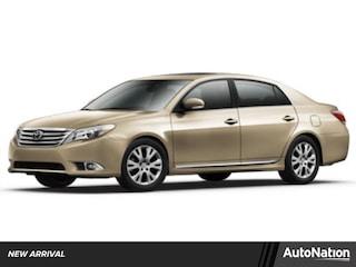 2011 Toyota Avalon Base Sedan