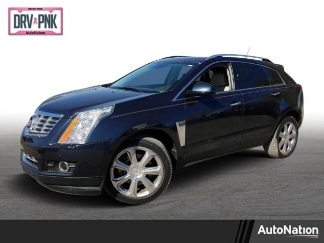 2015 Cadillac Srx Premium Collection For Sale Tempe Az