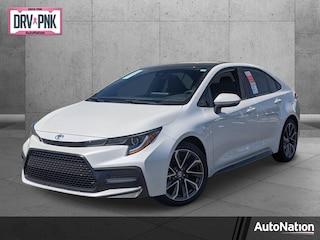 2021 Toyota Corolla XSE Sedan