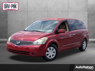 Used 2007 Nissan Quest 3.5 Van for sale