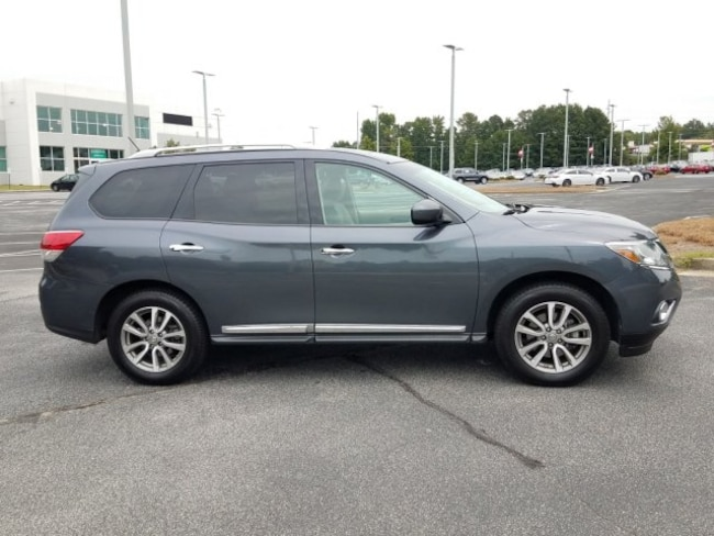 Used 2013 Nissan Pathfinder For Sale at AutoNation Toyota