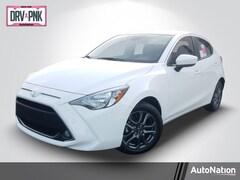 2020 Toyota Yaris LE Hatchback