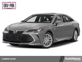 2020 Toyota Avalon Hybrid XLE Sedan