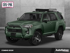 2021 Toyota 4Runner Trail Special Edition SUV