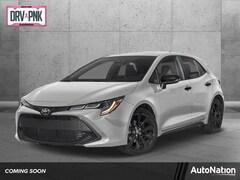 2021 Toyota Corolla Hatchback SE Nightshade Edition Hatchback