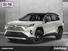 2021 Toyota RAV4 Hybrid XSE SUV