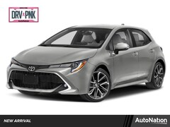 2020 Toyota Corolla Hatchback XSE Hatchback