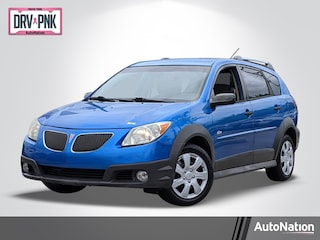 2007 Pontiac Vibe Base Hatchback