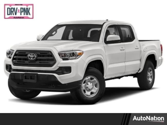 2019 Toyota Tacoma SR Truck Double Cab