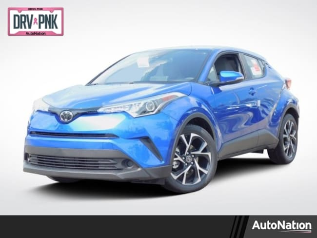 2019 Toyota C Hr Le Suv Front Wheel Drive