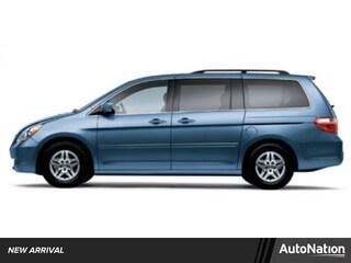 Used 2007 Honda Odyssey EX-L w/DVD RES Van for sale
