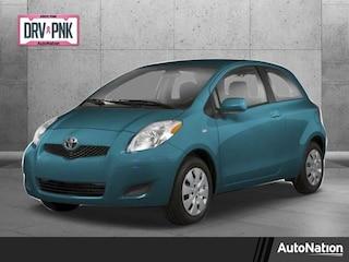 2011 Toyota Yaris 3 Door Liftback
